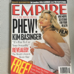 Empire Magazine August 1994 issue 62 Kim Basinger